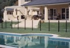 Agnes Glass fencing 2
