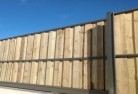 Agnes Lap and cap timber fencing 1