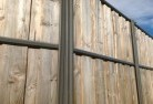 Agnes Lap and cap timber fencing 2