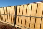 Agnes Lap and cap timber fencing 4