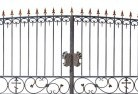 Agnes Wrought iron fencing 10