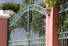 Agnes Wrought iron fencing 12