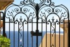 Agnes Wrought iron fencing 13
