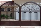 Agnes Wrought iron fencing 2