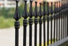 Agnes Wrought iron fencing 8
